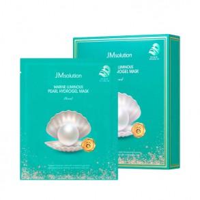 JMsolution Marine Luminous Pearl Hydrogel Mask Pearl