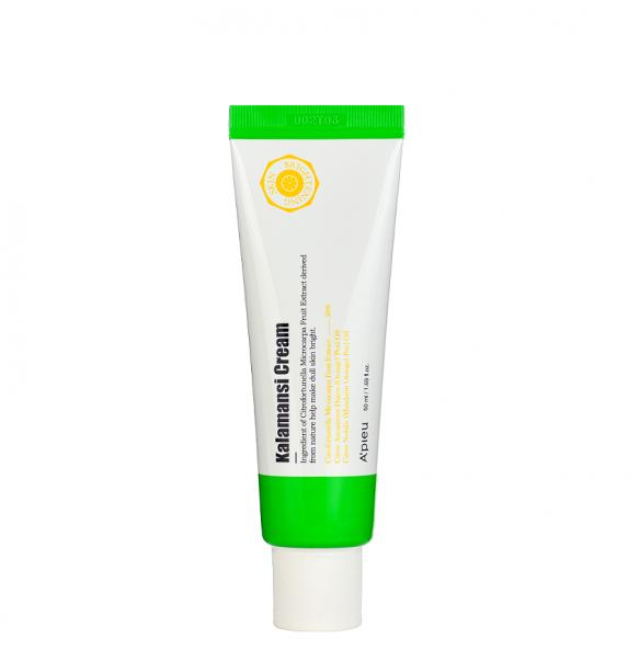 Осветляющий крем с экстрактом каламанси A'PIEU Kalamansi Cream