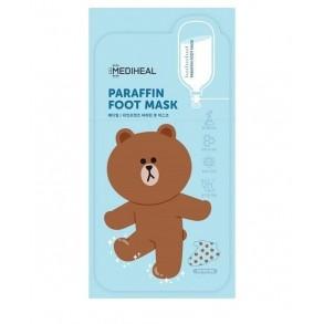 Mediheal Line Friends Paraffin Foot Mask