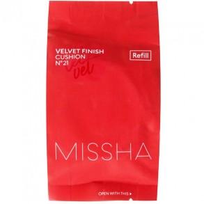 Missha Velvet Finish Cushion SPF50 + / PA +++ (REFILL) #21