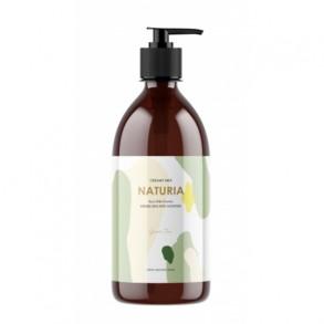 Naturia Creamy Milk Body Wash Green tea