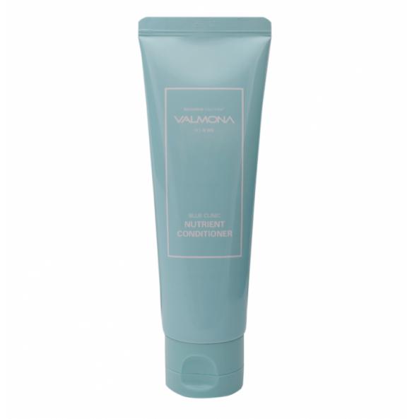 Увлажняющий кондиционер с морской водой Evas Cosmetics Valmona Recharge Solution Blue Clinic Nutrient Conditioner