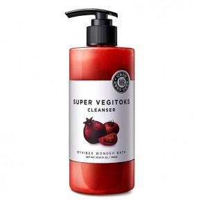Wonder Bath Super Vegitoks Cleanser Red