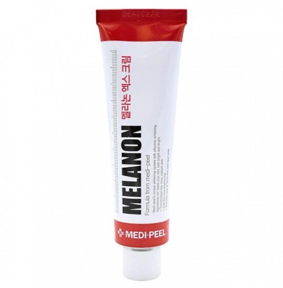 Высокоэффективный осветляющий крем от пигментации Medi-Peel Melanon X Cream