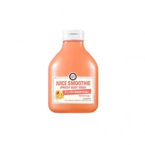 Увлажняющий гель для душа с экстрактом абрикоса Happy Bath Juice Smoothie Apricot Body Wash