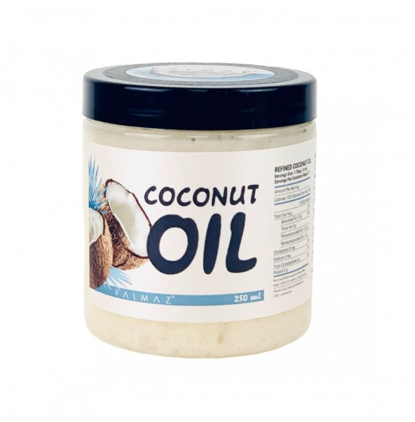 Косметическое кокосовое масло Palmaz Refined Coconut Oil