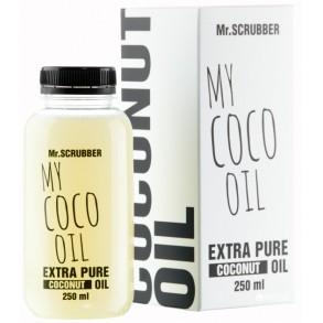 Масло косметическое кокосовое сверхочищенное Mr.Scrubber My Coco Oil Extra Pure Coconut Oil