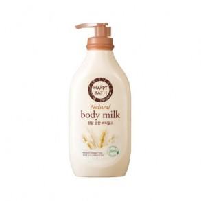 Питательное молочко для тела Happy Bath Real Mild Body Milk