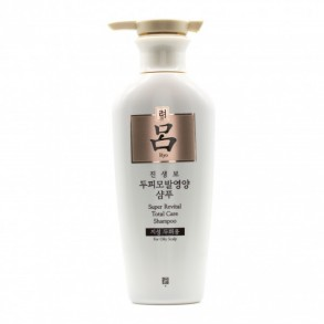 Шампунь от выпадения волос с женьшенем Ryo Super Revital Total Care Shampoo For Oily Scalp