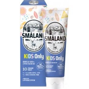 Детская зубная паста с фруктовым вкусом Smaland Kids Only Mild Fruity