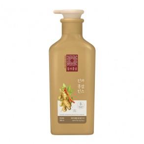 Кондиционер для чувствительной кожи головы Aekyung KeraSys Dong Ui Hong Sam Ginger Red Ginseng Rinse
