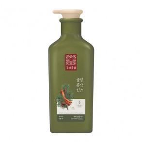 Кондиционер для здоровой кожи головы сосновый с женьшенем Aekyung KeraSys Dong Ui Hong Sam Pine Needle Red Ginseng Rinse
