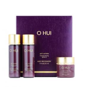 Набор антивозрастных миниатюр O HUI Age Recovery Special Gift Set 3 Items
