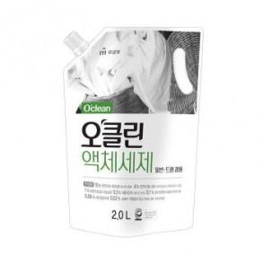 Жидкое органическое средство для стирки Mukunghwa O'clean Liquid Laundry Detergent 2.0L