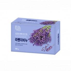 Увлажняющее мыло с экстрактом лаванды Mukunghwa Lavender Beauty Soap