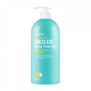Гель для душа Evas Pedison Lemon & Herb Deo De Body Cleanser