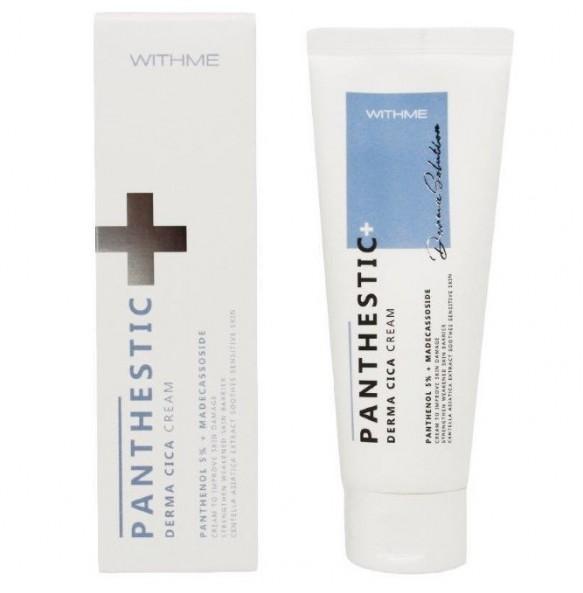 Успокаивающий крем с центеллой Evas Withme Panthestic Derma Cica Cream