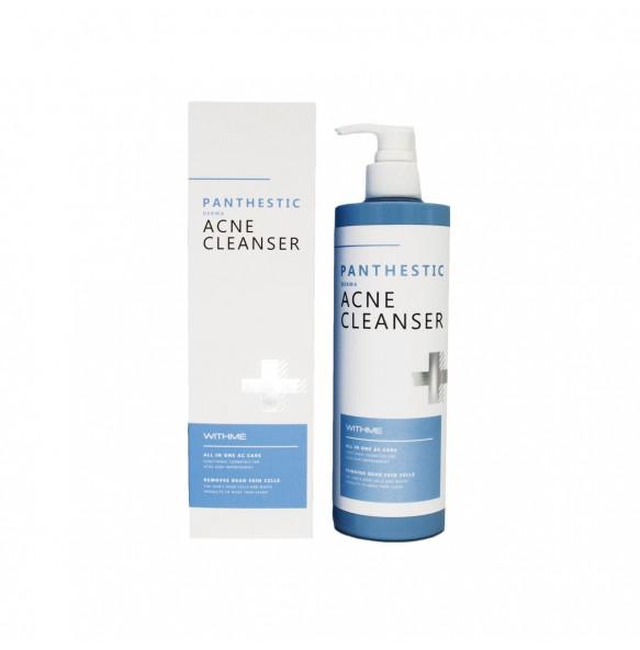 Очищающий гель для кожи против акне Panthestic Derma Acne Cleanser