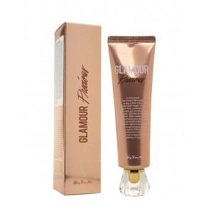 Крем для увлажнения и смягчения кожи тела с ароматом мандарина и жасмина Evas Kiss by Rosemine Fragrance Cream Glamour Precious