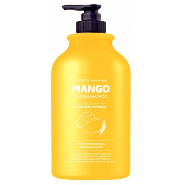 Протеиновый шампунь с экстрактом манго Pedison Institut-Beaute Mango Rich Protein Hair Shampoo 500ml