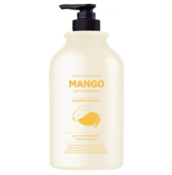 Маска с экстрактом манго для сухих волос Evas Pedison Institut-beaute Mango Rich LPP Treatment