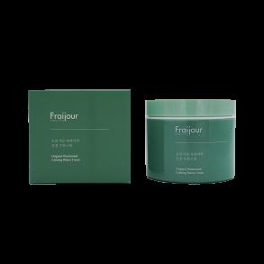 Глубоко увлажняющий крем для кожи лица с комплексом растительных компонентов  Evas Fraijour Original Wormwood Calming Watery Cream