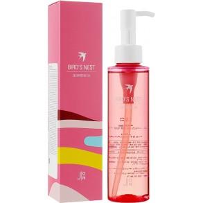 Масло для тщательного очищения кожи лица с экстрактом ласточкиного гнезда J:ON Bird's Nest Cleansing Oil