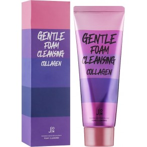 Коллагеновая пенка для умывания J:ON Gentle Foam Cleansing Collagen