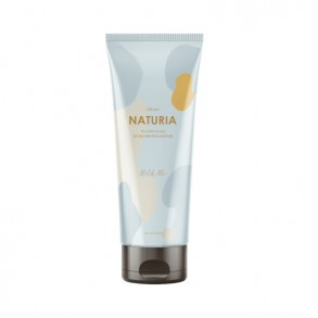 Скраб для тела молочный Evas Naturia Creamy Oil Salt Scrub Milk Me