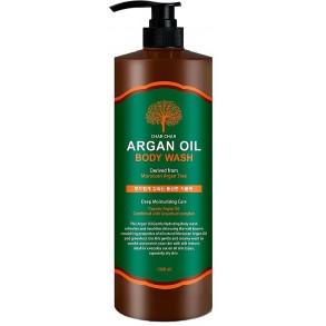 Evas Char Char Argan Oil Body Wash
