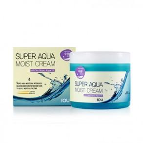 Увлажняющий крем для лица IOU Super Aqua Moist Cream