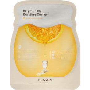 Осветляющая тканевая маска для лица Frudia Brightening Citrus Mask