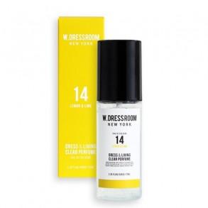 W.Dressroom Dress & Living Clear Perfume No.14 Lemon & Lime