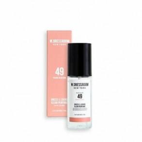 Парфюмированная вода для одежды и дома с ароматом персика W.Dressroom Dress & Living Clear Perfume No.49 Peach Blossom