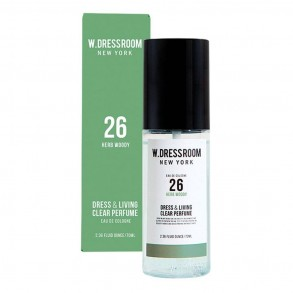 W.Dressroom Dress & Living Clear Perfume No.26 Herb Woody
