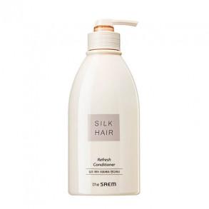 Освежающий кондиционер для волос The Saem Silk Hair Refresh Conditioner