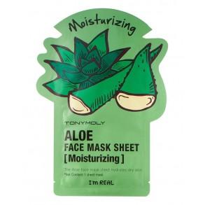 Tony Moly I'm Real Aloe Mask Sheet