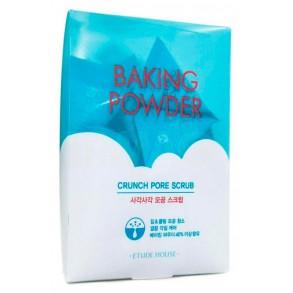 Скраб для очищения кожи лица с пищевой содой Etude House Baking Powder Crunch Pore Scrub (24pcs)