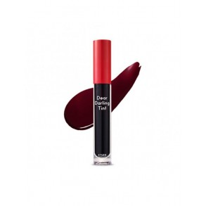 Гель-тинт на водной основе Etude House Dear Darling Water Gel Tint Vampire Red BK 801