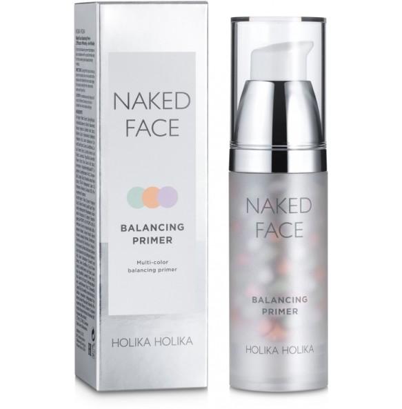 Корректирующая база под макияж Holika Holika Naked Face Balancing Primer