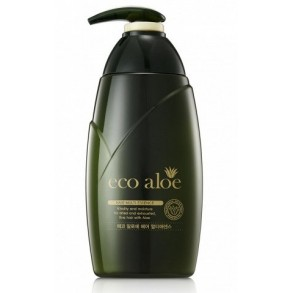 Эссенция для волос с экстрактом алоэ Rosee Eco Aloe Hair Multi Essence