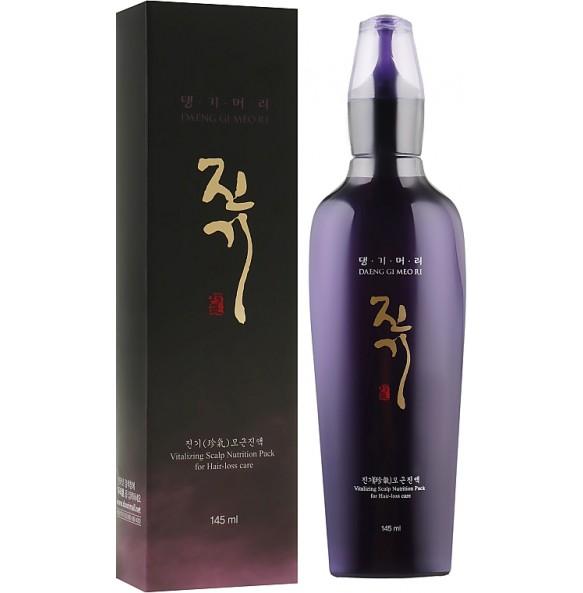 Эмульсия для кожи головы против выпадения волос Daeng Gi Meo Ri Vitalizing Scalp Pack For Hair-Loss