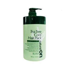 Натуральная освежающая маска на основе чайного дерева Daeng Gi Meo Ri Tea Tree Cool Hair Pack (Уценка, срок годности до 12 декабря 21г.)