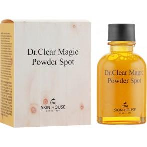 Точечное средство от воспалений The Skin House Dr. Clear Magic Powder Spot