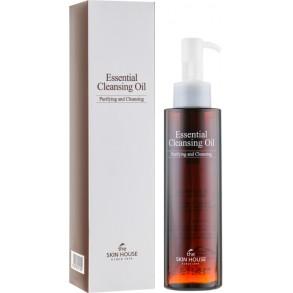 Гидрофильное масло для снятия макияжа The Skin House Essential Cleansing Oil