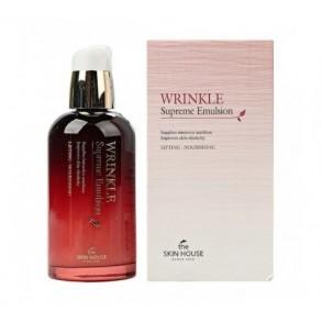 Эмульсия для лица с экстрактом женьшеня The Skin House Wrinkle Supreme Emulsion