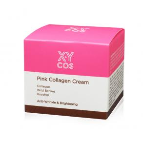 Увлажняющий крем с коллагеном XYCos Pink Collagen Cream