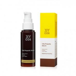 Осветляющая витаминная сыворотка для яркости кожи XYCos Vita Propolis Serum