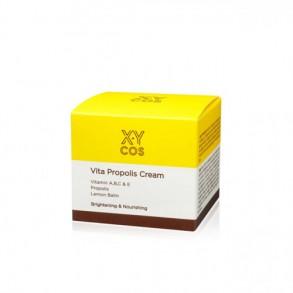 Витаминный крем для яркости кожи с прополисом XYCos Vita Propolis Cream