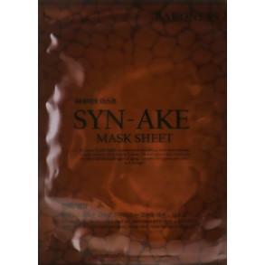 Тканевая маска с ядом змеи Beauadd Baroness Mask Sheet Syn-Ake